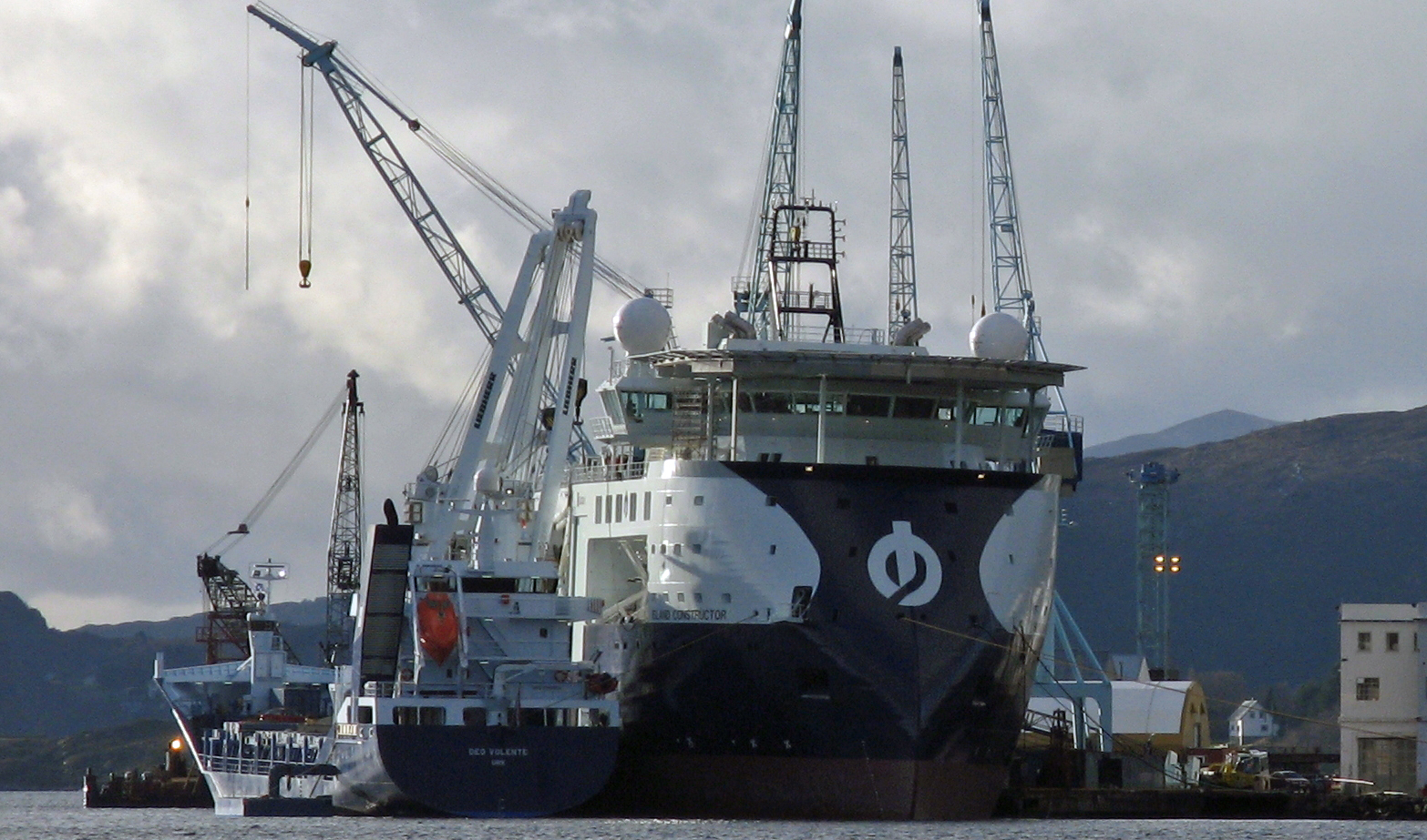 Ervik Shipping - Shipbroking